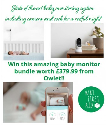 Owlet Baby Monitor Competition